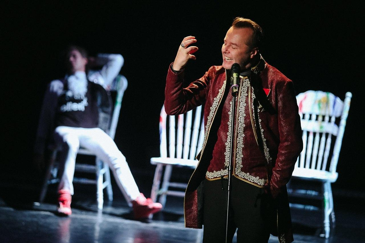 Билеты на Пушкин, Моцарт и Сальери, 24 февраля 2020, Тюменский ...